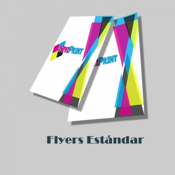 Flyers/Folletos Estandar
